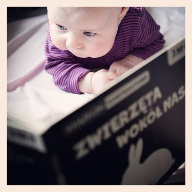 #ksiazka #czytanie #baby #supersprawa ;)