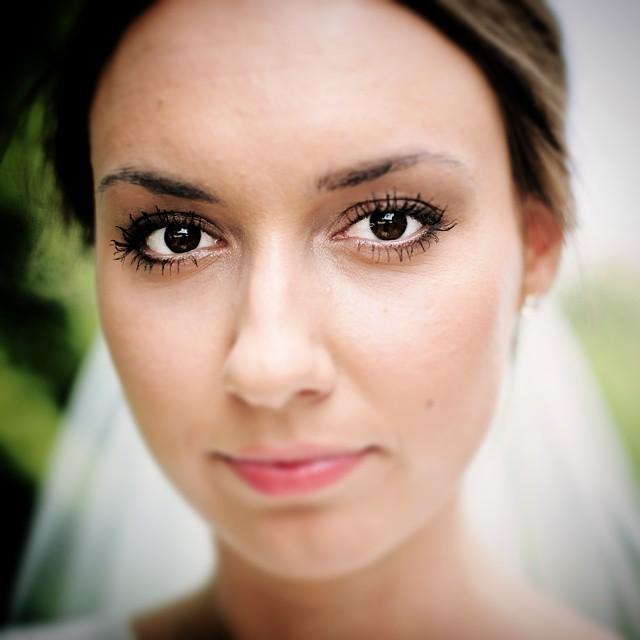 Do kolekcji ;)#bride #wedding #eyes #slub #pannamloda