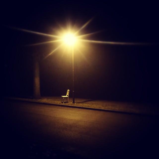 Czas do domu.#jeleniagora #darkness #noc #night