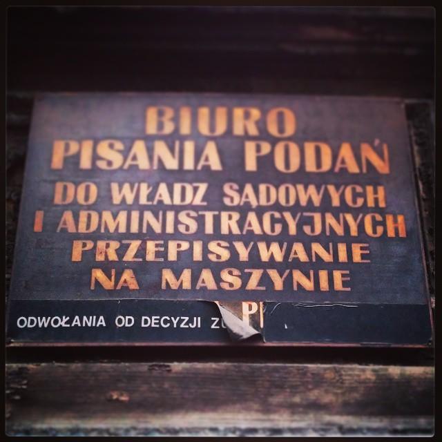 Od decyzji ZUS oczywiście :)#jeleniagora #historia #lomojelenia #zus