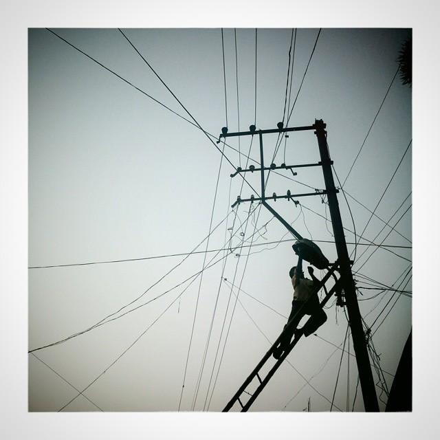 #streetlights #india #bihar #_soi