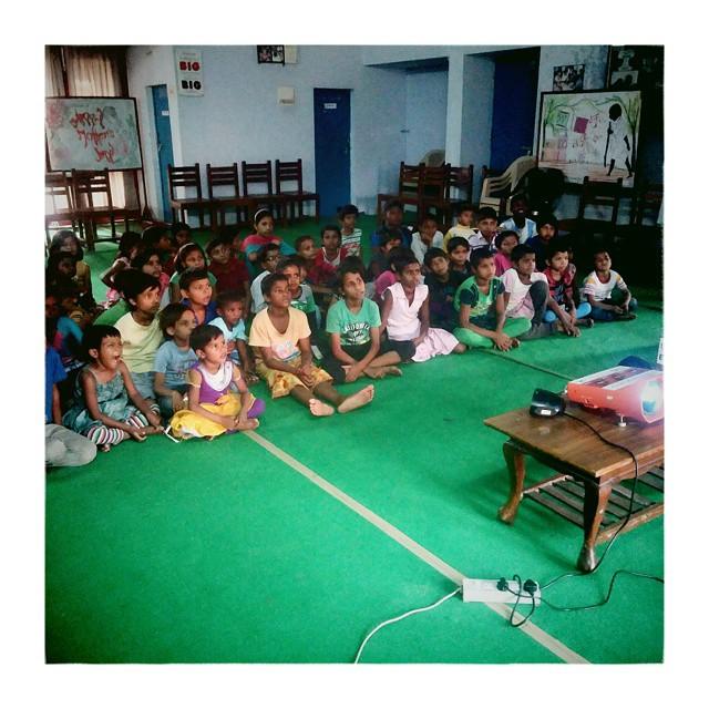 #tuktukcinema #india #cinema #kids #kino #dzieciaki #bolekilolek