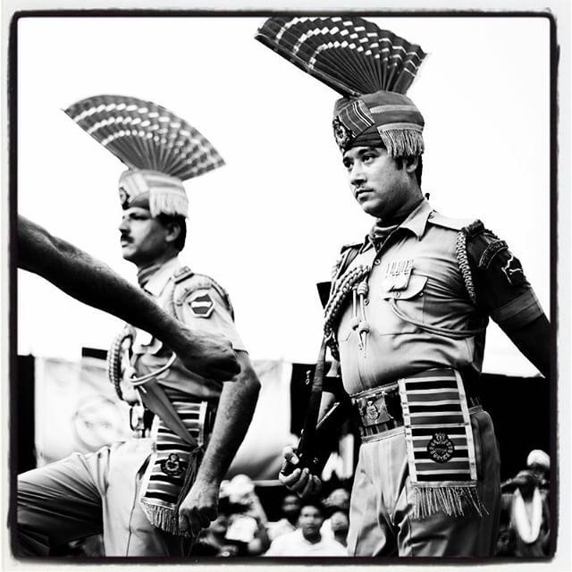 #_soi #india #indiapictures #Wagah border :)
