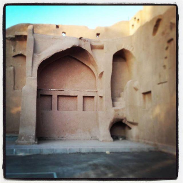 Kolejny przystanek czyli #yazd