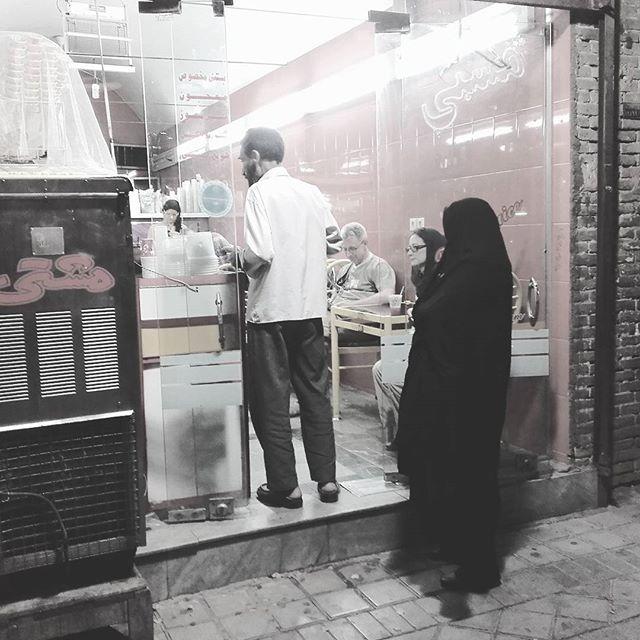 Na #lody lub #talibi to tylko do #yazd #iran