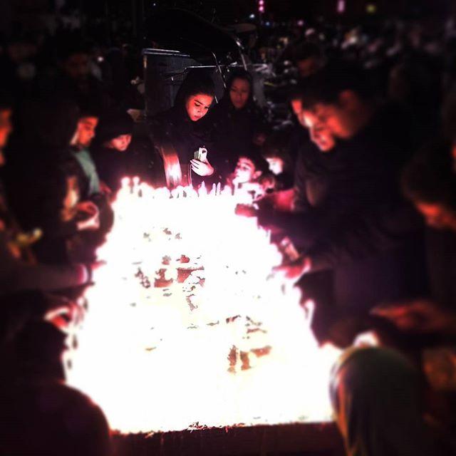 #ashura #ashura2015 #tehran