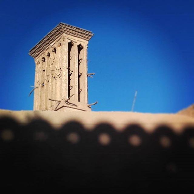 #windcatcher #wieża #wiatr #yazd i mury miasta