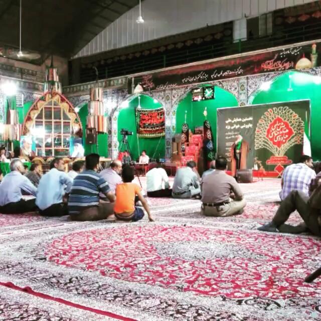 Przygotowania do #shura w #yazd