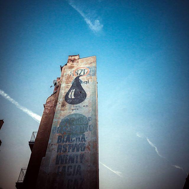 #Poznań #niebo #kamienica