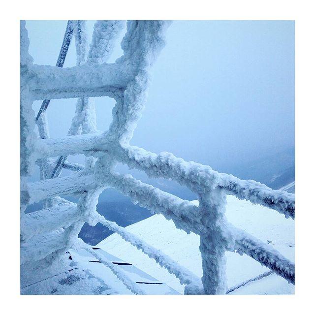#sniezka #karkonosze #zima