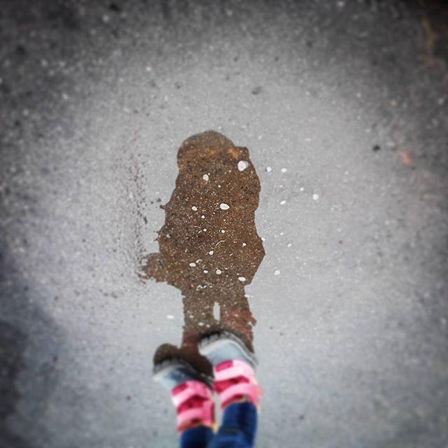 Nie ma jak spacer #deszcz #rain