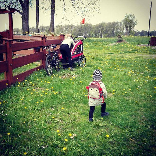 #wycieczka bez plecaka na pewno sie nie uda ;)#gorykaczawskie #nordiccab #rower
