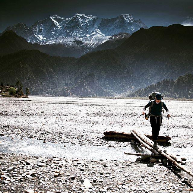 #nepal #himalaje #himalayas #annapurna #trekking #kaligandaki