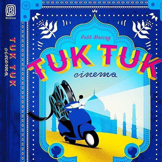 #tuktukcinema ... czy taka będzie okładka?