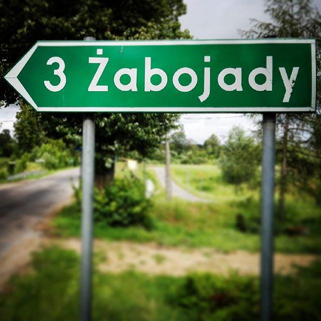 Gdzieś tu mieszkają #Francuzy ;)#suwalszczyzna #zabojady #polska #francjaelegancja #greenvelo
