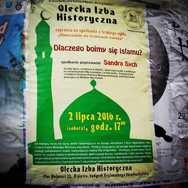 No właśnie?#islam #olecko #supersprawa