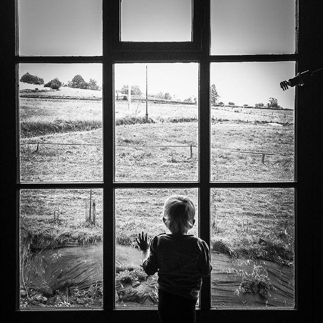 #kokoryku #okno #window #widok #kidinthewindow