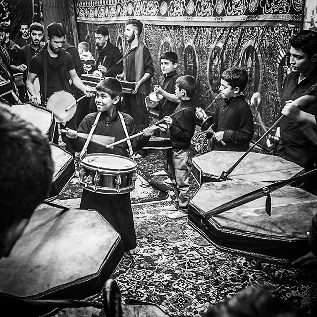 #ashura #yazd #iran #irantraveling #drums